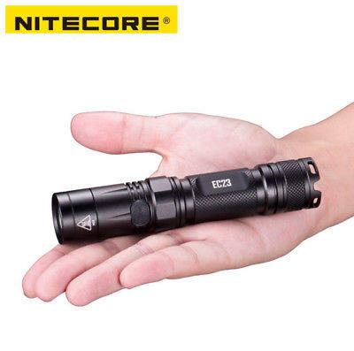 NiteCore EC23 – Vesitiivis taskulamppu