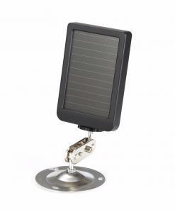Aurinkopaneeli riistakameraan