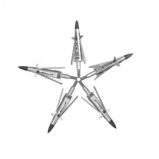 NAP Spitfire jäljitelmä 3kpl, 6,6cm leikkuupinta