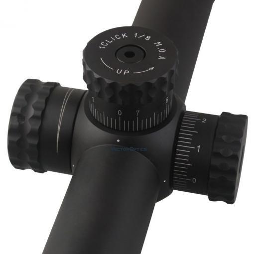 Vector Optics Gen 2 Sentinel 10-40×50, kiikaritähtäin pisimmille etäisyyksille