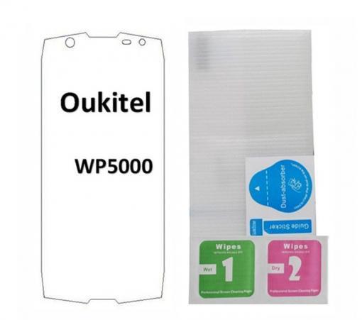 Oukitel Wp5000 Suojalasi