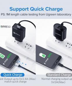 Ugreen Micro USB – Latauskaapeli