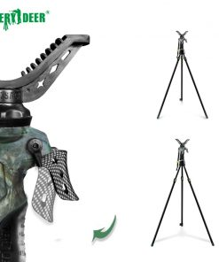 Fiery deer DX-004 – kolmijalkainen ampumatuki