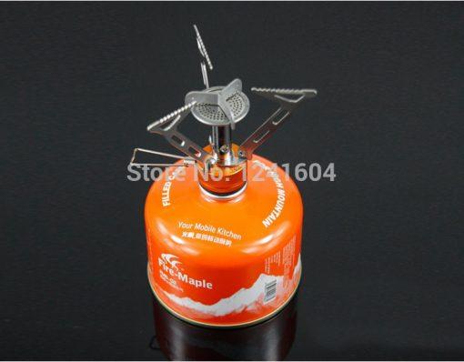 Fire Maple – kaasupoltin pulloon