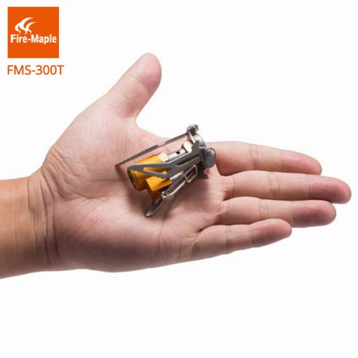 Fire Maple – Ultrakevyt kaasupoltin