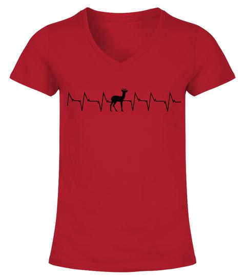 Kauriin syke – Naisten T-paita
