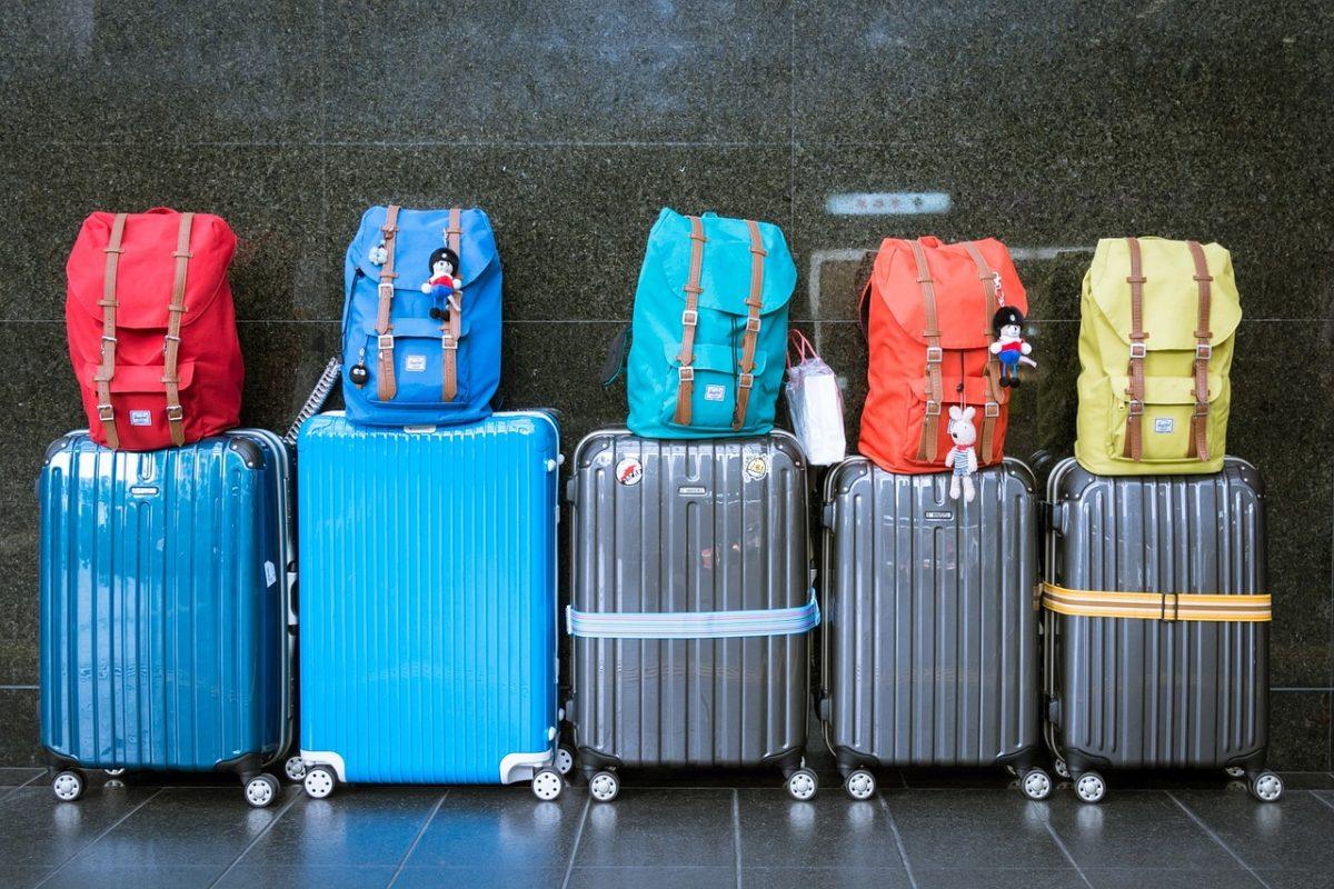 Retkelle kannattaa ottaa laukut mukaan